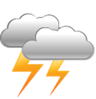 Meteorology Symbols | Clipart