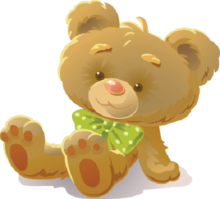 Teddy Bear | Clipart