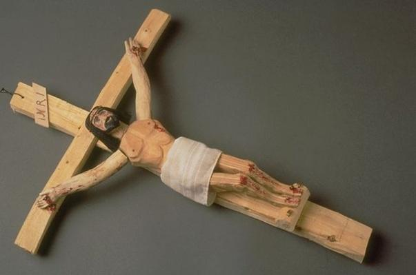 Hispanic Culture in Utah: Robert Martinez's Crucifix