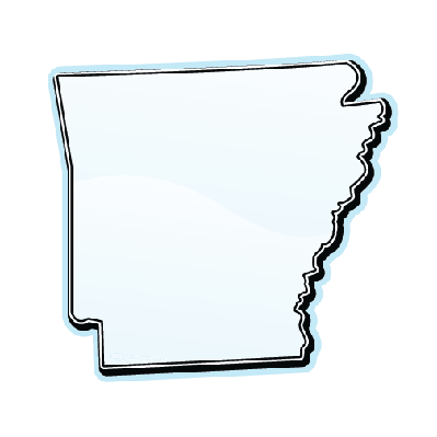 Arkansas - Single State Series | Clipart