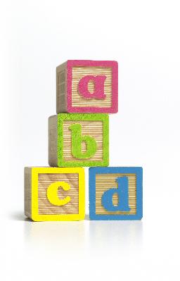 ABC Building Blocks | Clipart