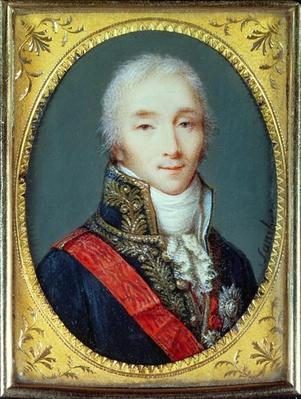Miniature of Joseph Fouche