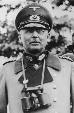 Baron Von Fritsch | World War II