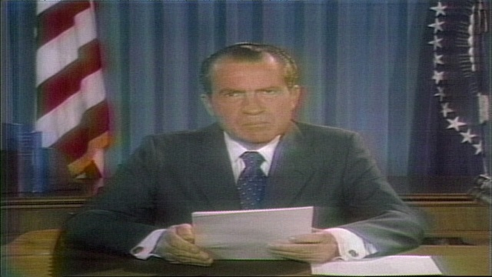 Nixon's Drawdown Speech| The Day the '60s Died