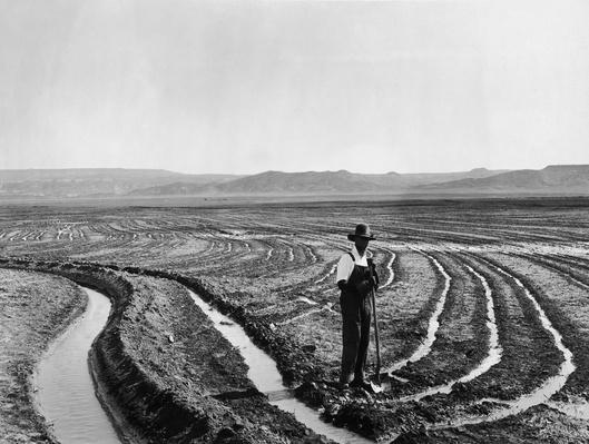 Irrigation Ditches | The Wild West is Tamed (1870-1910) | U.S. History