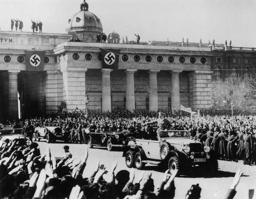 Hitler In Vienna | World War II