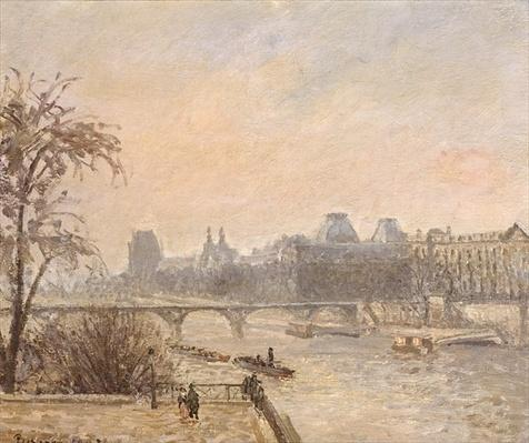 The Seine and the Louvre, 1903
