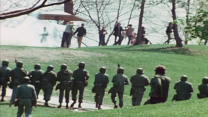 News Footage of the Kent State Shootings| The Day the '60s Died