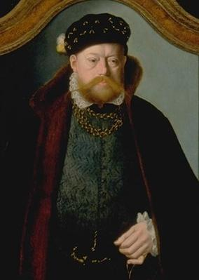 Val A. Browning Memorial Collection: Portrait of William of Orange