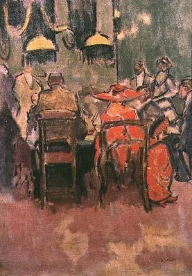 Baccarat, Dieppe, 1920