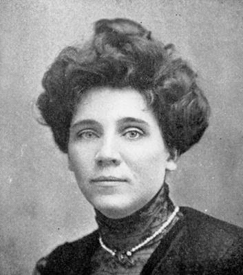 Elizabeth Robins   The Gilded Age (1870-1910)   U.S. History