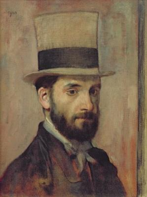 Portrait of Leon Bonnat