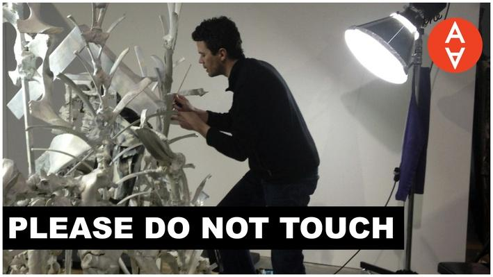 Please Do Not Touch | The Art Assignment