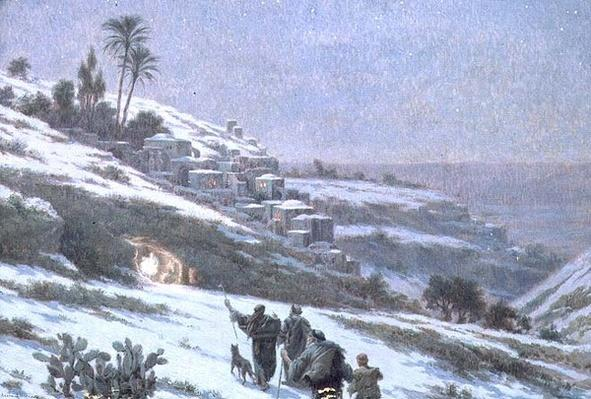 Christmas Night at Bethlehem, 1893