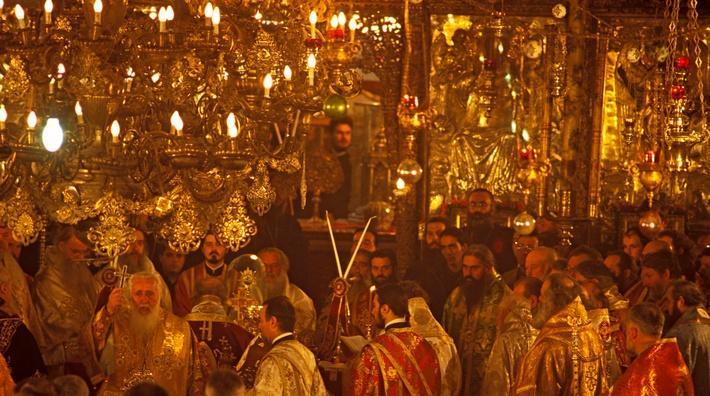 Christmas at Bethlehem | World Religions: Christianity