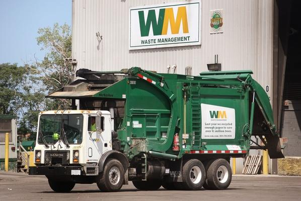 Waste Management Raises Bid For Rival Republic | Human Impact on the Physical Environment | Geography