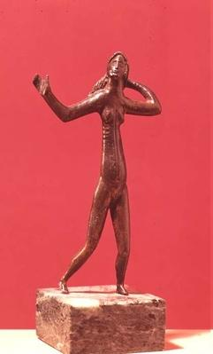 Dancer, from Neuvy-en-Sullias