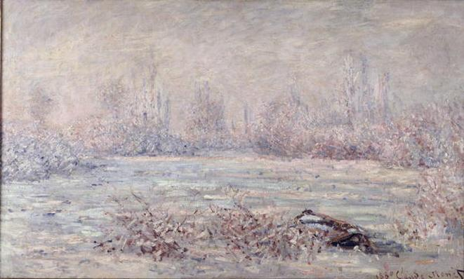 Frost near Vetheuil, 1880