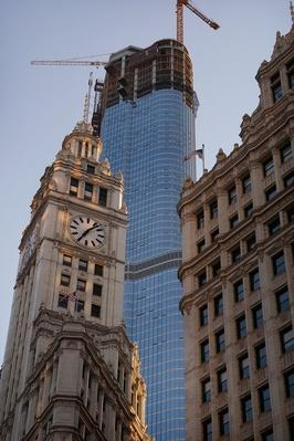 The Trump Tower Now Stands As Chicago's Second Tallest Building | Human Impact on the Physical Environment | Geography