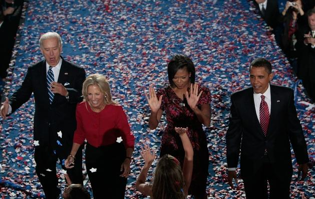 2008 Democratic National Convention: Day 4 | U.S. Presidential Elections 2008