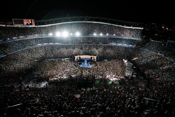 2008 Democratic National Convention: Day 4 | U.S. Presidential Elections: 2008