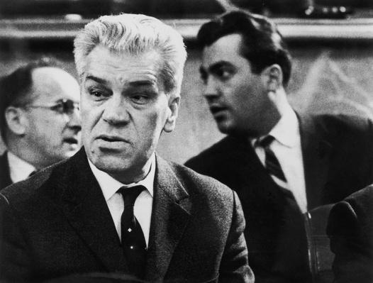 Nosenko In Geneva | The Cold War | The 20th Century Since 1945: Postwar Politics