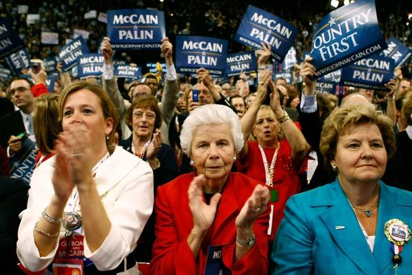 2008 Republican National Convention: Day 3 | U.S. Presidential Elections: 2008