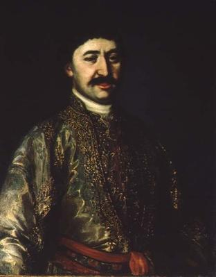 Portrait of Prince Garsevan Chavchavadze