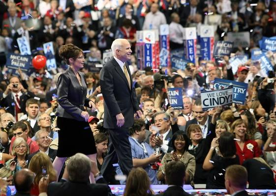 John McCain Accepts The Republican Party Nomination | U.S. Presidential Elections 2008