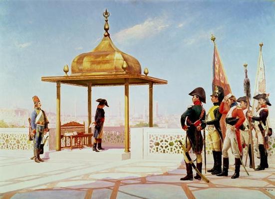 Napoleon in Cairo, 1798
