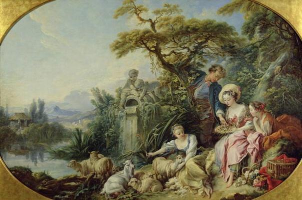 The Shepherd's Gift or, The Nest