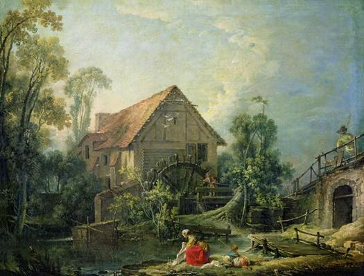 The Mill, 1751