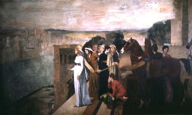 Semiramis Building Babylon, 1861