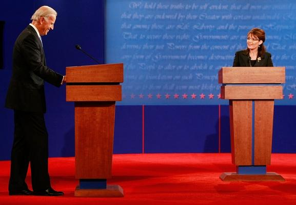 Biden And Palin Square Off In Only Vice Presidential Debate | U.S. Presidential Elections 2008