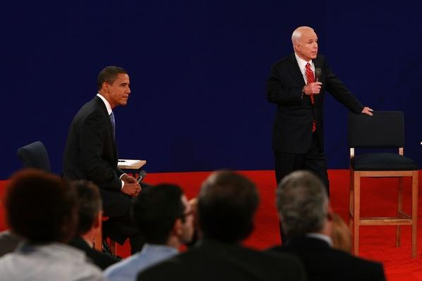 McCain And Obama Spar In Second Presidential Debate | U.S. Presidential Elections 2008