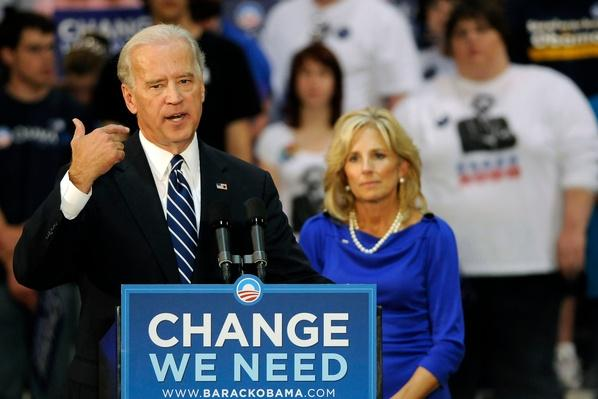 Joe Biden Campaigns With Hillary And Bill Clinton In Scranton | U.S. Presidential Elections 2008