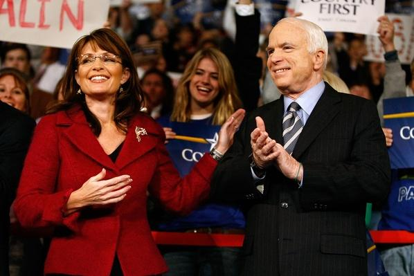 McCain Campaigns On Final Week Before Presidential Election | U.S. Presidential Elections 2008