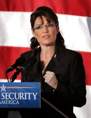 Palin Campaigns In Ohio Six Days Before Election | U.S. Presidential Elections 2008