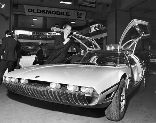 Lamborghini Marzal | Evolution of the Automobile
