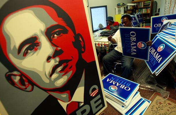 Former Civil Rights Battlegrounds Await Culmination Of Historic Election | U.S. Presidential Elections 2008