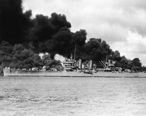 Phoenix At Pearl Harbor | World War II