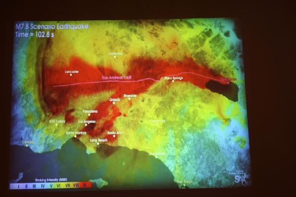 Earthquake Detection Technology Showcased At LA Conference | Natural Disasters: Hurricanes, Tsunamis, Earthquakes