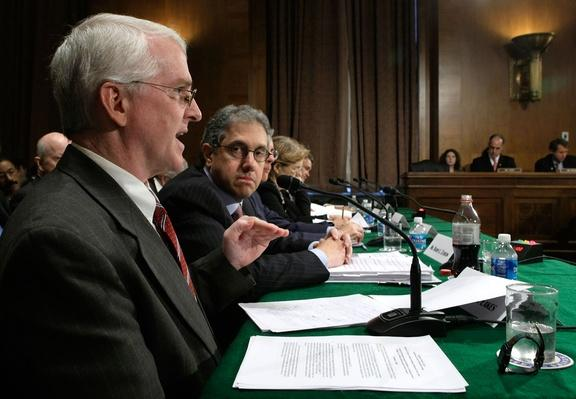 Senate Committee Holds Hearings On Emergency Economic Stabilization Act | The Study of Economics