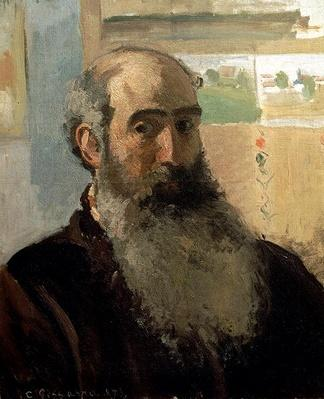Self Portrait, 1873