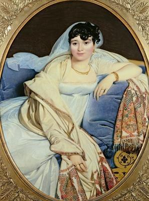 Portrait of Madame Riviere