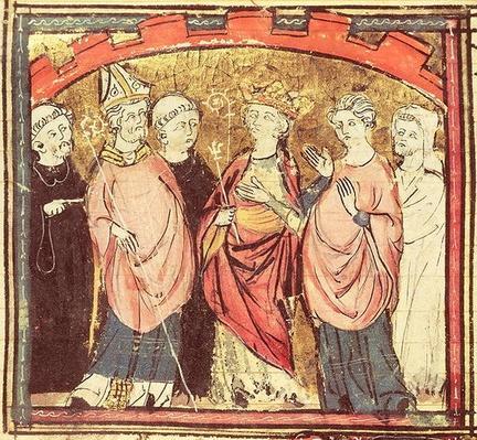f.73r Dagobert I