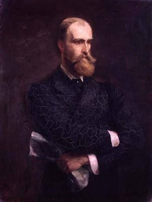 Portrait of Charles Stewart Parnell