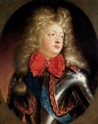 Portrait of Philippe d'Orleans