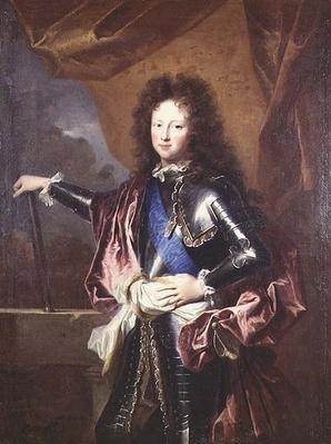 Portrait of Philippe II