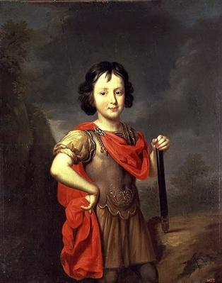 Portrait of Philippe II d'Orleans